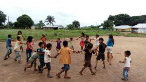 1 MOPI - Ronda infantíl Comunidad Guamito, Resguardo Wacoyo
