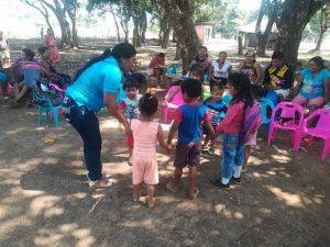 12 MOPI- Cantos y rondas infantiles agente educativa, febrero 2018, Resguardo Wacoyo