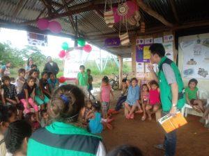 17 MOPI- Actividad pedagógica, Resguardo Wacoyo