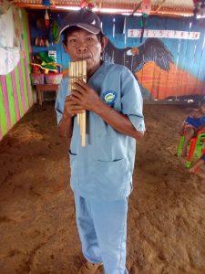18 MOPI- Dinamizador Abuelo tradicional Don Mario, Resguardo Wacoyo