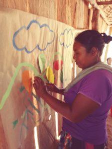 31 MOPI -Matapalito_construyendo nuesro conuco, Resguardo Wacoyo