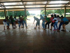 49 MOPI - Encuentro con talento humano, vamos a jugar, Resguardo Wacoyo