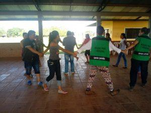 50 MOPI- Encuentro con talento humano, vamos a jugar, mayo 2018, Resguardo Wacoyo