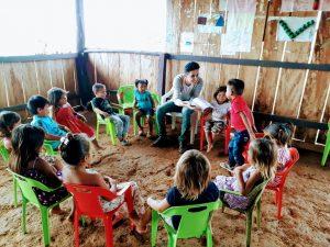 7 MOPI -Lectura de cuentos, Resguardo Wacoyo