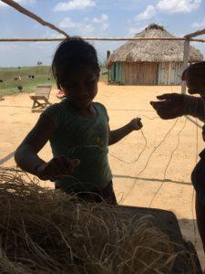 Comunidad Kasibare, diálogo de saberes acerca del tejido, Resguardo Vencedor