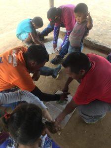 Comunidad Piriri, reconocimiento de la flora y fauna de su territorio, Resguardo Vencedor